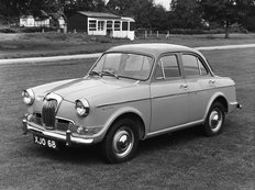 Riley One Point Five 1957