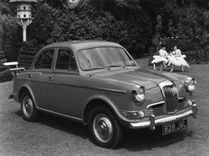 Riley One Point Five 1960